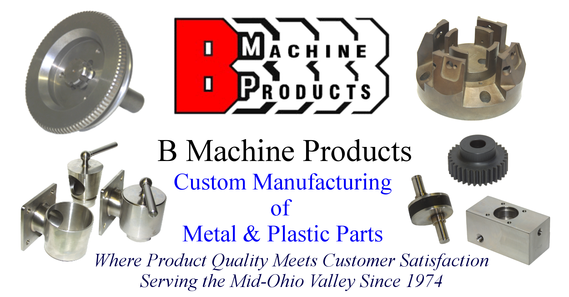 BMachine Products